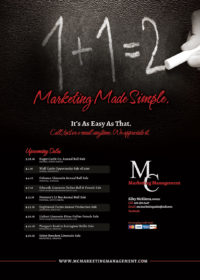 MC Marketing April 16